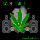 Legalize It! Vol. 2: Urban Dwellaz (Digitally Remastered) von Various Artists
