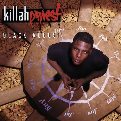 Black August (Digitally Remastered) by Killah Priest