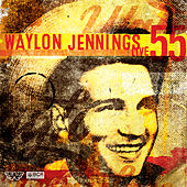 Live 55 by Waylon Jennings