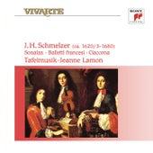 Schmelzer: Sonatas, Balletti Francesi & Ciaccona by Tafelmusik