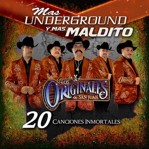 20 Canciones Inmortales by Los Originales De San Juan