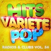 Hits variété pop, Vol. 54 (Top radios & clubs) by Hits Variété Pop