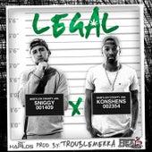 Legal - Single by Konshens