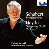 Schubert: Symphony No. 1 - Haydn: Symphony No. 100 Military by Yamagata Symphony Orchestra