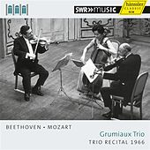 Beethoven & Mozart: Trio Recital (Recorded 1966) by Various Artists
