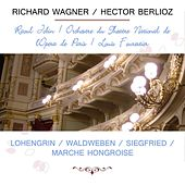 Raoul Jobin / Orchestre du Théâtre National de l'Opéra de Paris / Louis Fourestier play: Richard Wagner / Hector Berlioz: Lohengrin / Waldweben / Siegfried / Marche Hongroise von Raoul Jobin