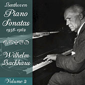 Beethoven: Piano Sonatas (1958-1962), Volume 2 by Wilhelm Backhaus