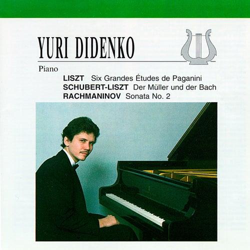 Yuri Didenko plays Liszt, Rachmaninov by Yuri Didenko