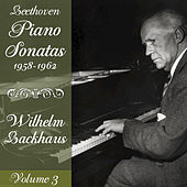 Beethoven: Piano Sonatas (1958-1962), Volume 3 by Wilhelm Backhaus