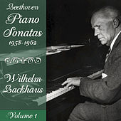 Beethoven: Piano Sonatas (1958-1962), Volume 1 by Wilhelm Backhaus