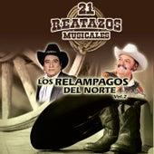 21 Reatazos Musicales, Vol. 2 by Los Relampagos Del Norte