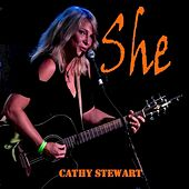 She - Single by Cathy Stewart
