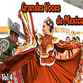Grandes Voces de México, Vol. 4 by Various Artists