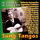 Sung Tangos by Various Artists