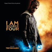 I Am Number Four by Trevor Rabin