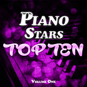 Piano Stars Top Ten Vol. 1 von Various Artists