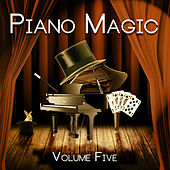 Piano Magic - Gold Series, Vol. 5 von Various Artists