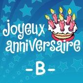 Prénoms garçons B by Joyeux Anniversaire