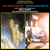 The Right Stuff / North And South by Bill Conti