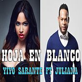 Hoja en Blanco  (feat. Juliana) by Yiyo Sarante