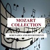 Mozart Collection - Serenades and Divertimenti by Hamburg Rundfunk-Sinfonieorchester