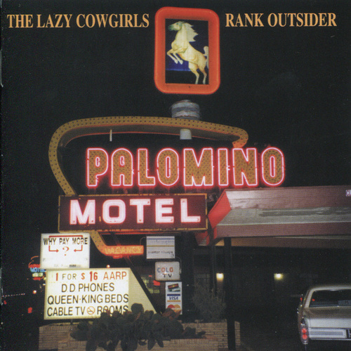 Rank Outsider by Lazy Cowgirls