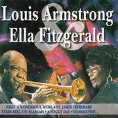 Louis Armstrong & Ella Fitzgerald by Ella Fitzgerald