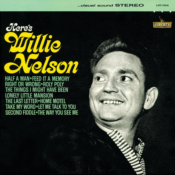 Here's Willie Nelson (EP) By Willie Nelson : Napster