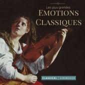 Les plus grandes émotions classiques by Various Artists