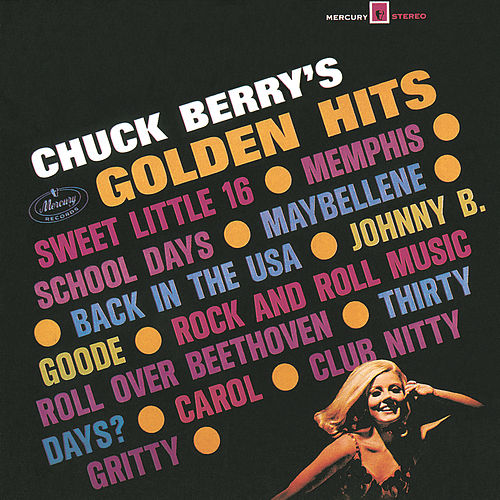 Golden Hits by Chuck Berry