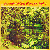 Variétés DJ Cote d'Ivoire , Vol. 1 by Various Artists