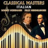 F. Mendelsshon: Symphony No. 4 - R. Schumann: Symphony No. 4: Classical Masters. Italian by Orquesta Lírica Bellaterra