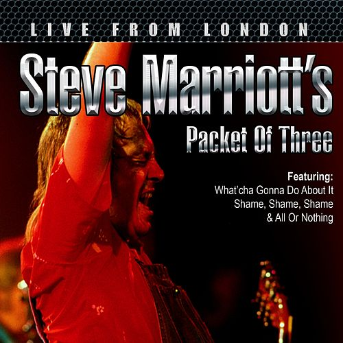Live from London by Steve Marriott