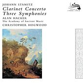 Stamitz, Johann: Clarinet Concerto / 3 Symphonies by Various Artists