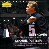 Beethoven: Piano Concerto No.5 by Mikhail Pletnev