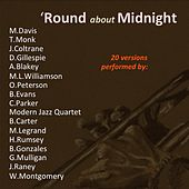'Round About Midnight (20 Versions Performed By) by Various Artists