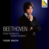 Beethoven: Eroica Variations & Diabelli Variations by Yusuke Kikuchi