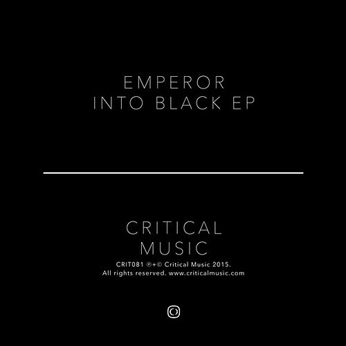 Into Black EP by Emperor