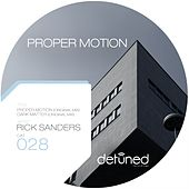Proper Motion by Rick Sanders