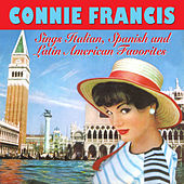 Connie Francis Sings Italian, Spanish and Latin American Favorites by Connie Francis