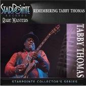 Remembering Tabby Thomas by Rockin' Tabby Thomas