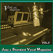 Jazz Standard Vocal Magazine Vol. 3 (Karaoke with a Guide Melody) by Fei