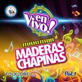 Folklore Vol. 1. Música de Guatemala para los Latinos (En Vivo) by Marimba Maderas Chapinas