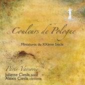 Couleurs de Pologne - Miniatures du XXe siècle by Alexis Ciesla