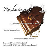 Rachmaninoff: Concerto pour piano No. 1, Op. 1 by Mahery Andrianaivoravelona