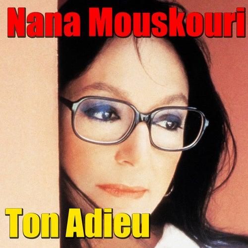 Ton Adieu by Nana Mouskouri