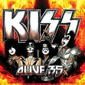 Alive 35: Live At Download Festival von KISS