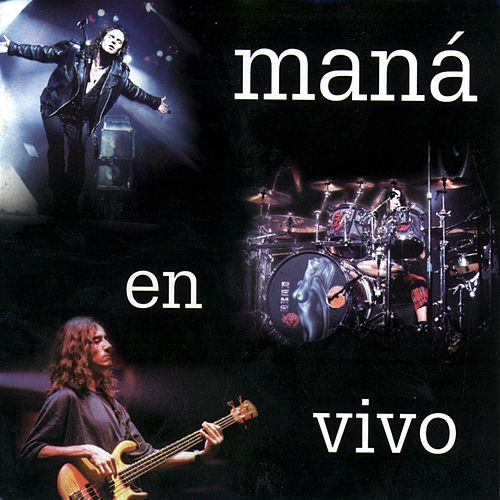 En Vivo by Maná