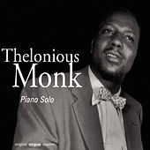 Piano Solo by Thelonious Monk