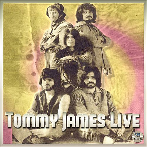 Tommy James Live by Tommy James
